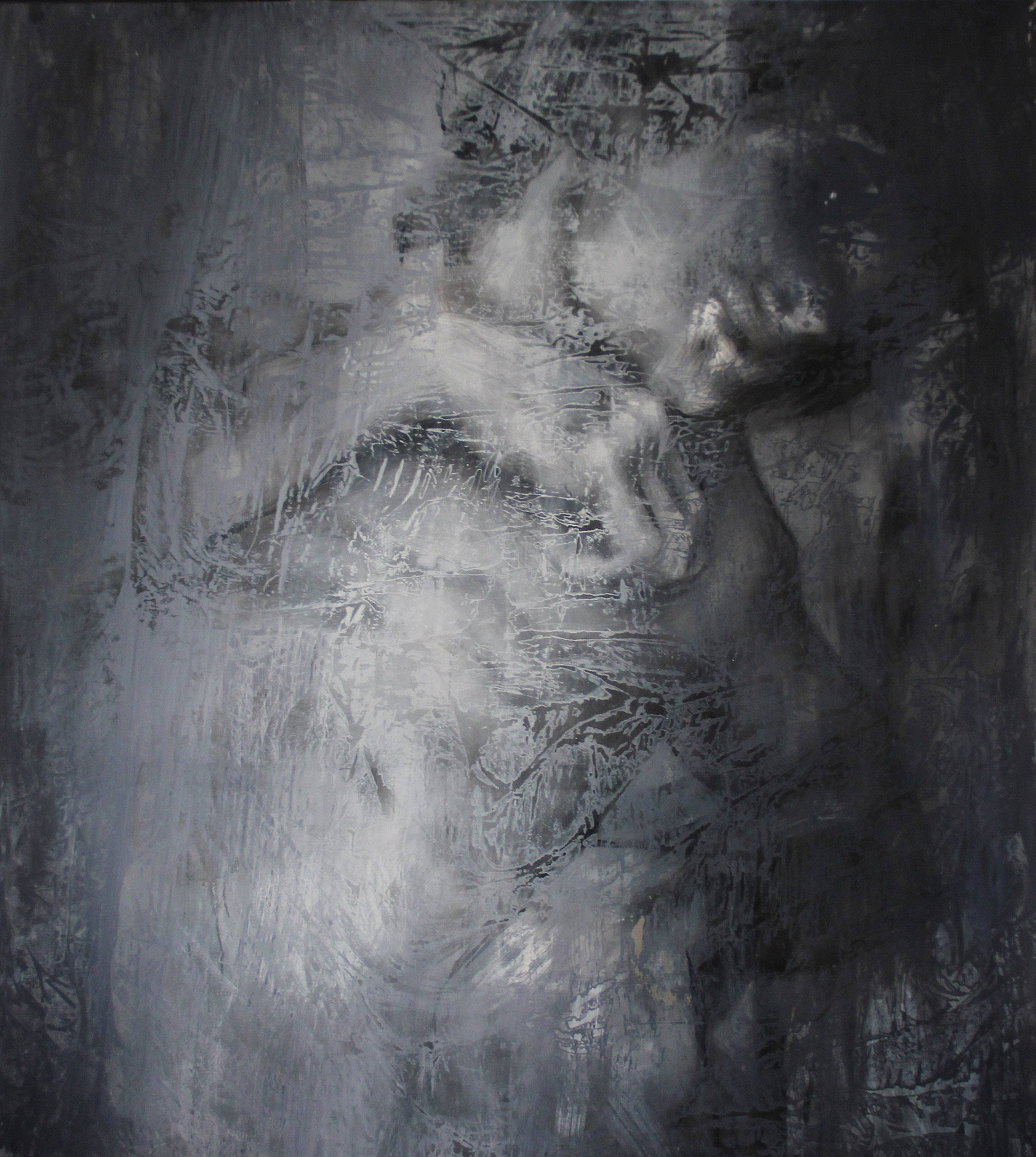 aphex 2014 210x190 acrylic on canvas