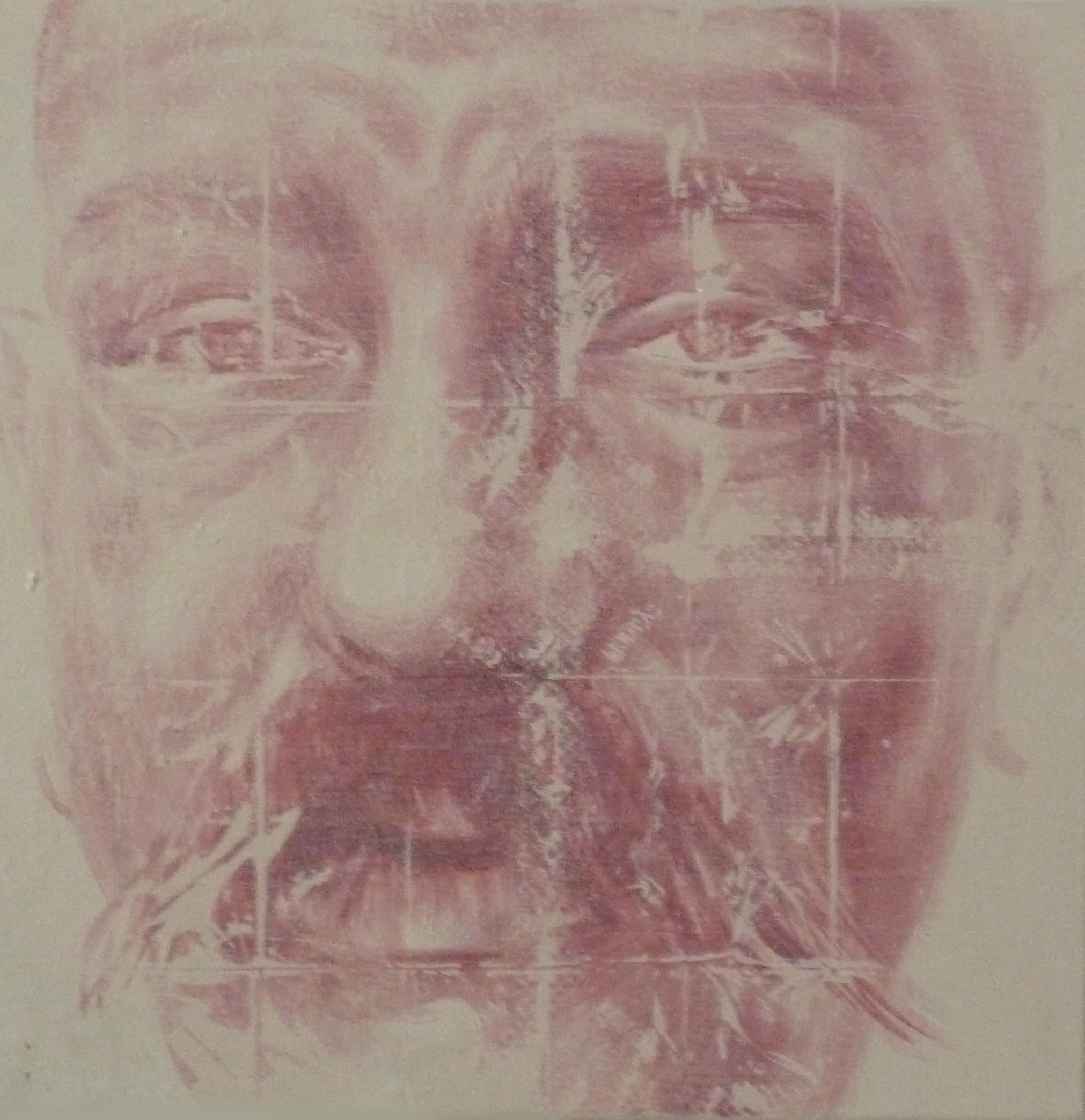 flesh V. 2012 40 x 40